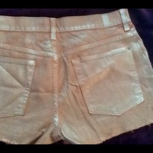7 for Mankind Shorts! Size 31